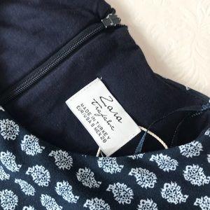 Zara Pants - NWOT Zara crossover back romper